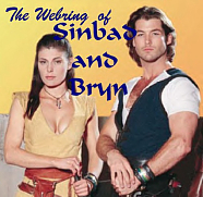 Sinbad and Bryn Webring